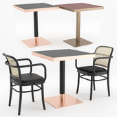 Tables by THONET VIENNA