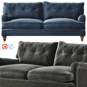 Avett tufted sofa