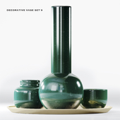 decorative vase set 9