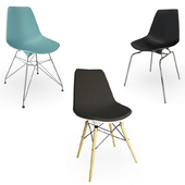 Eames Chairs DSW DSX DSR