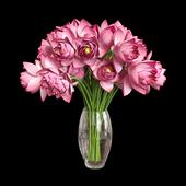 Lotus vase # 2