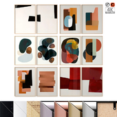 Abstract Posters Set 20