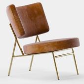 COCO Padded lounge chair