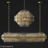 Restorationhardware Emile Chandelier Collection