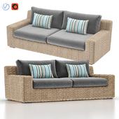 Cayman outdoor sofa