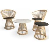 Fan wooden furniture