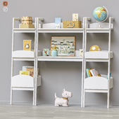Toys and furniture set 55