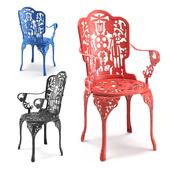 Seletti Aluminium Armchairs (Industry Collection)