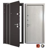 Entrance metal door Tower (Your Frame)