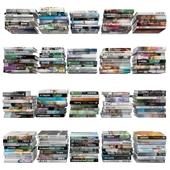 Books (150 pieces) 1-14-1
