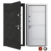 Entrance metal door Trio (Your Frame)