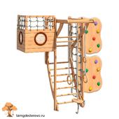 Children's sports complex (model 115)