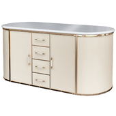 Dresser console table