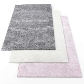 Infinity shag rug