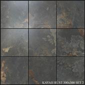 Yurtbay Seramik Kayah Rust 300x300 Set 2