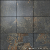 Yurtbay Seramik Kayah Rust 300x300 Set 3