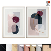 Abstract Pair Posters 09