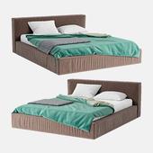 LENNI BED by ZEGEN