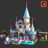 LEGO Cinderella's Romantic Castle