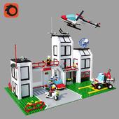 LEGO Central Precinct HQ