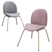 Beetle Dining Chair Conic Base
