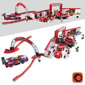 LEGO Ferrari Ultimate Garage
