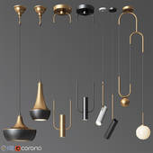 Pendant Light Collection 20 - 4 Type