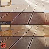 Siding floor