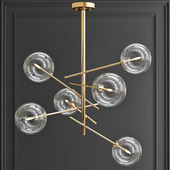 Люстра Bolle hanging lamp Gallotti & radice