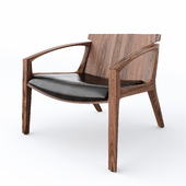 Contemporary Lounge Armchair