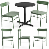 Table and chair Stensele Ronninge