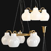Louis Poulsen: Pendant Lamps - VL Ring Crown 3 and 5