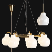 Louis Poulsen: Pendant Lamps - VL Ring Crown 1 and 7