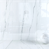 Wall tiles 180 Pure statuario Set 2
