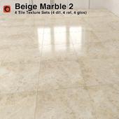 Beige Marble Tiles - 2