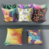 Набор декоративных подушек № 6