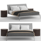 poliform kelly bed