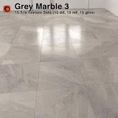 Grey Marble Tiles - 3