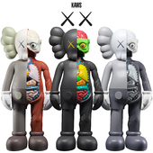 KAWS Flayed Companion