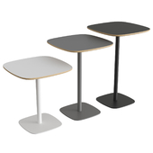 Form cafe table