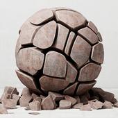 Stone sphere / Stone spere