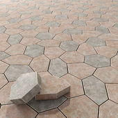 Polygon Paving / Paving Ngon