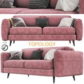 Modern Sofa Styles small Living room No. 2