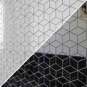 ATLAS CONCORDE MARVEL STONE  Mosaico Esagono