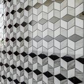 ATLAS CONCORDE MARVEL STONE Mosaico Esagono Geo