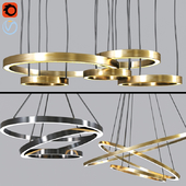 Ceiling Light Set 32