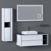 Bathroom Furniture Set -21 | Elantra 120