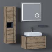 Bathroom Furniture Set -23 | Elantra 80