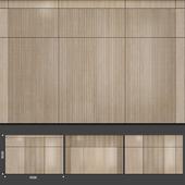 Wood Wall Panel 1