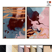Abstract Pair Posters 10